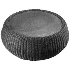 "Lava Stone ""Amazonas"" Coffee Table, Giorgio Bonaguro"