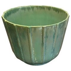 Lavenia Vase Holder Ceramic, 1930, Italy