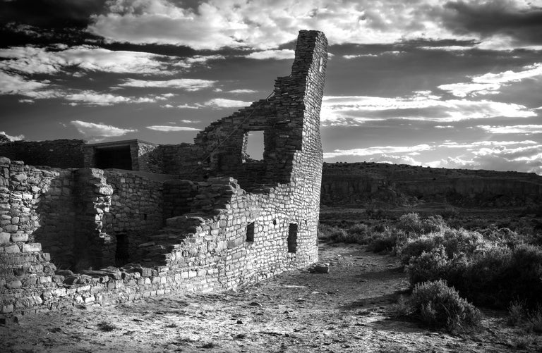 Lawrence Fodor. Chaco Canyon, 2015.05.31.12, 2015 - Photograph by Lawrence Fodor