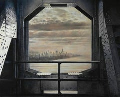 Lawrence Gipe - Apotheosis No. 2 (View from the GW Bridge, 1937)