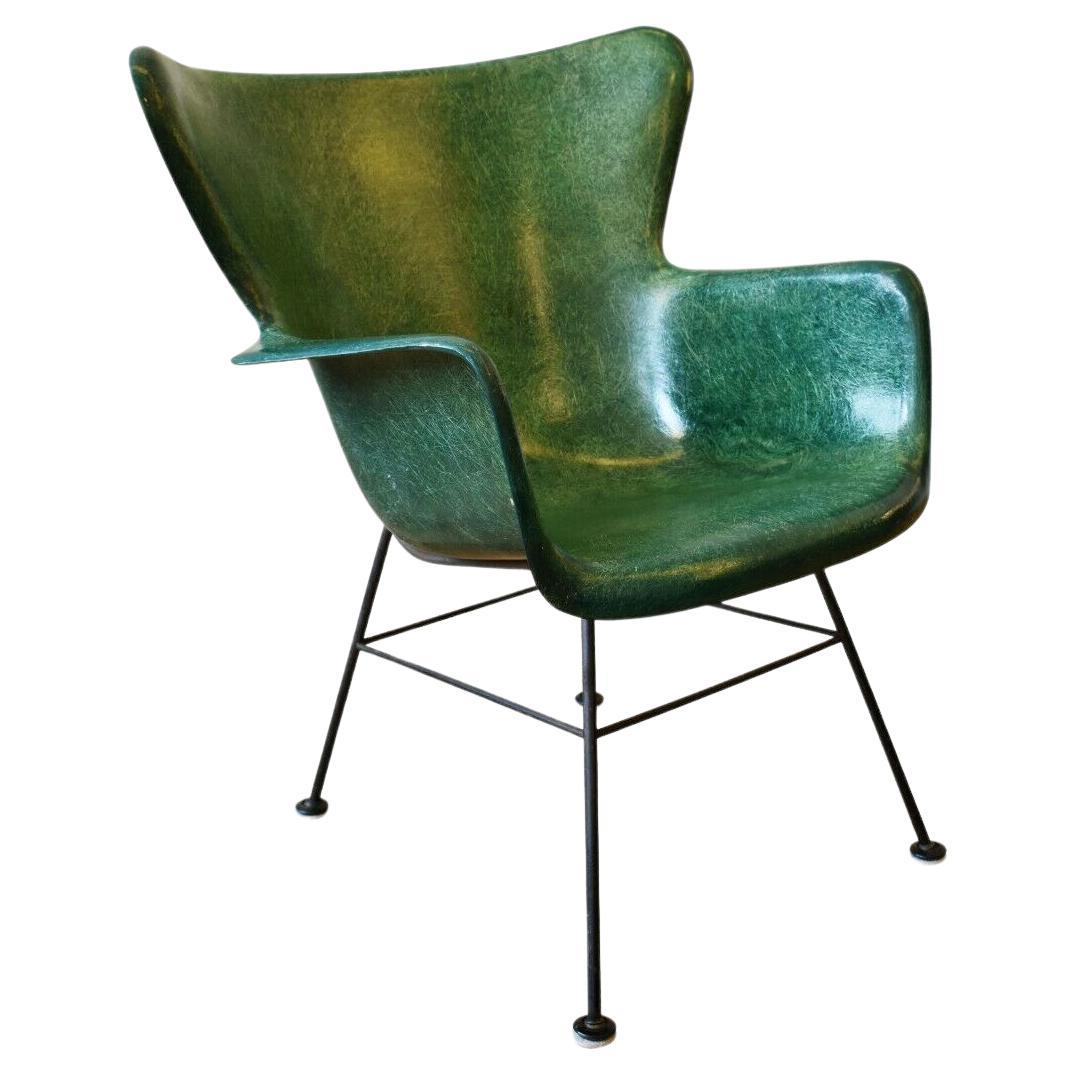 Lawrence Peabody for Selig Fibreglass Chair
