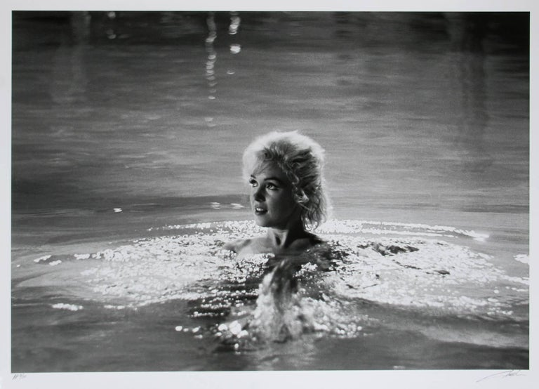 Lawrence Schiller Nude Photograph - Marilyn Monroe in Something's Got to Give - 8
