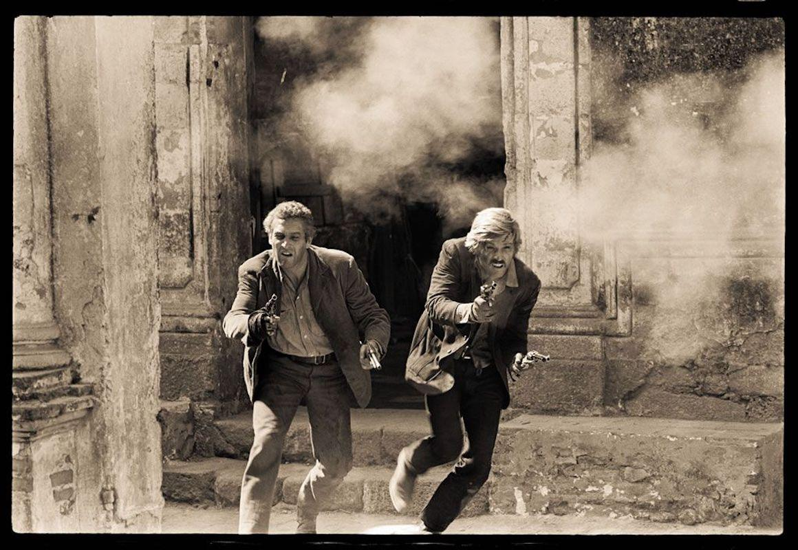 Paul Newman & Robert Redford - The Shooting