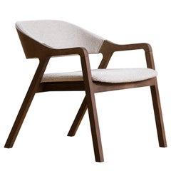 Layer 093 Lounge Chair by Michael Geldmacher
