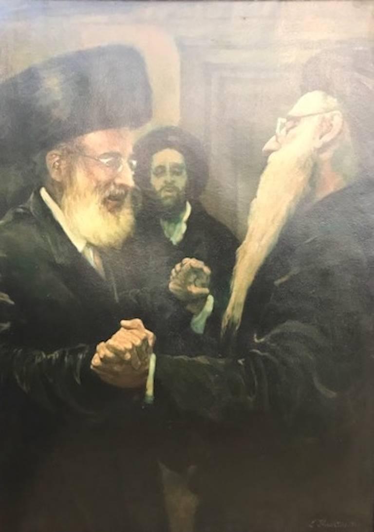Canvas Lazar, Krestin For Sale