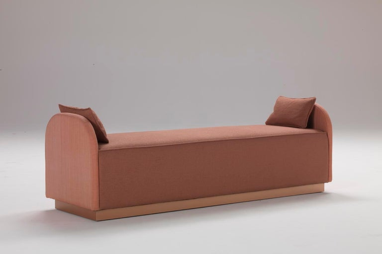 Italian Laze Chaise For Sale