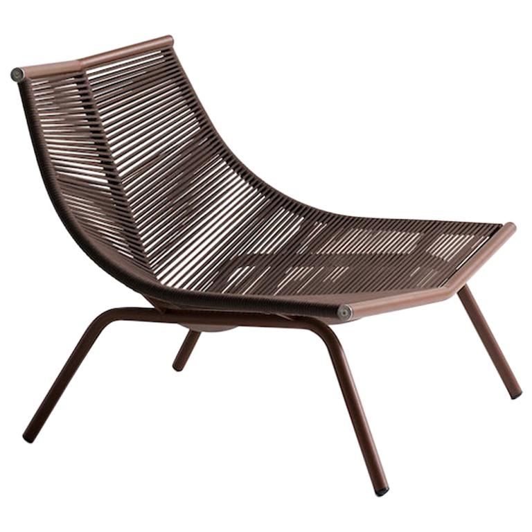 Cool Laze Lounge Chair For Outdoors In 7 Cord Color Options 3 Metal Colors Caraccident5 Cool Chair Designs And Ideas Caraccident5Info