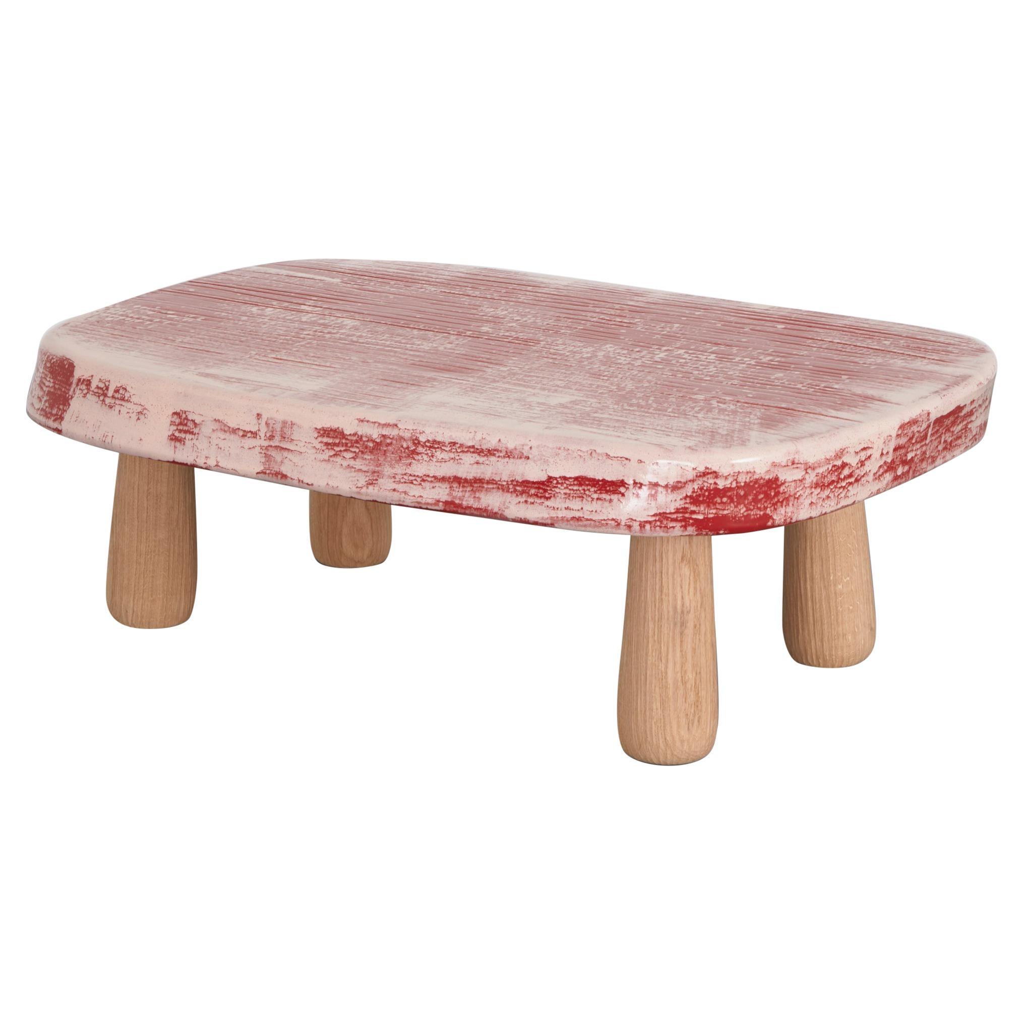 """""""Laziness"""" Coffee Table by Pierre Yovanovitch"""