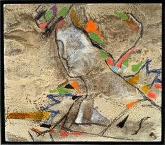 La Contessa (abstract woman portrait)