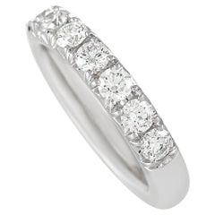 LB Exclusive 14K White Gold 1.58 Ct Diamond Ring