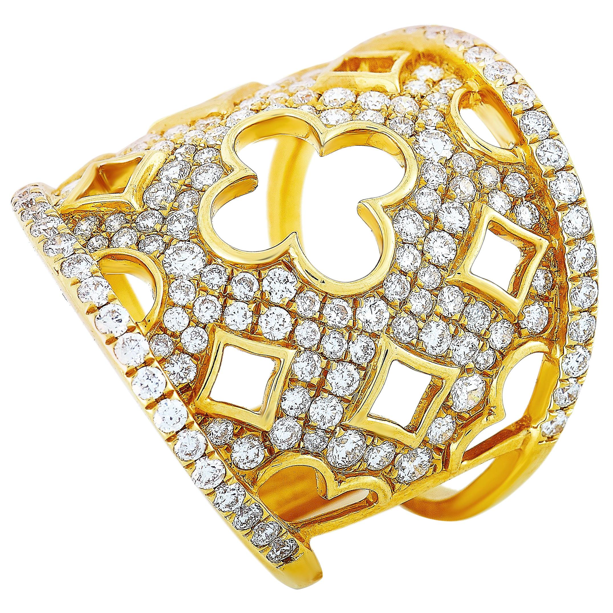 LB Exclusive Dome Rings