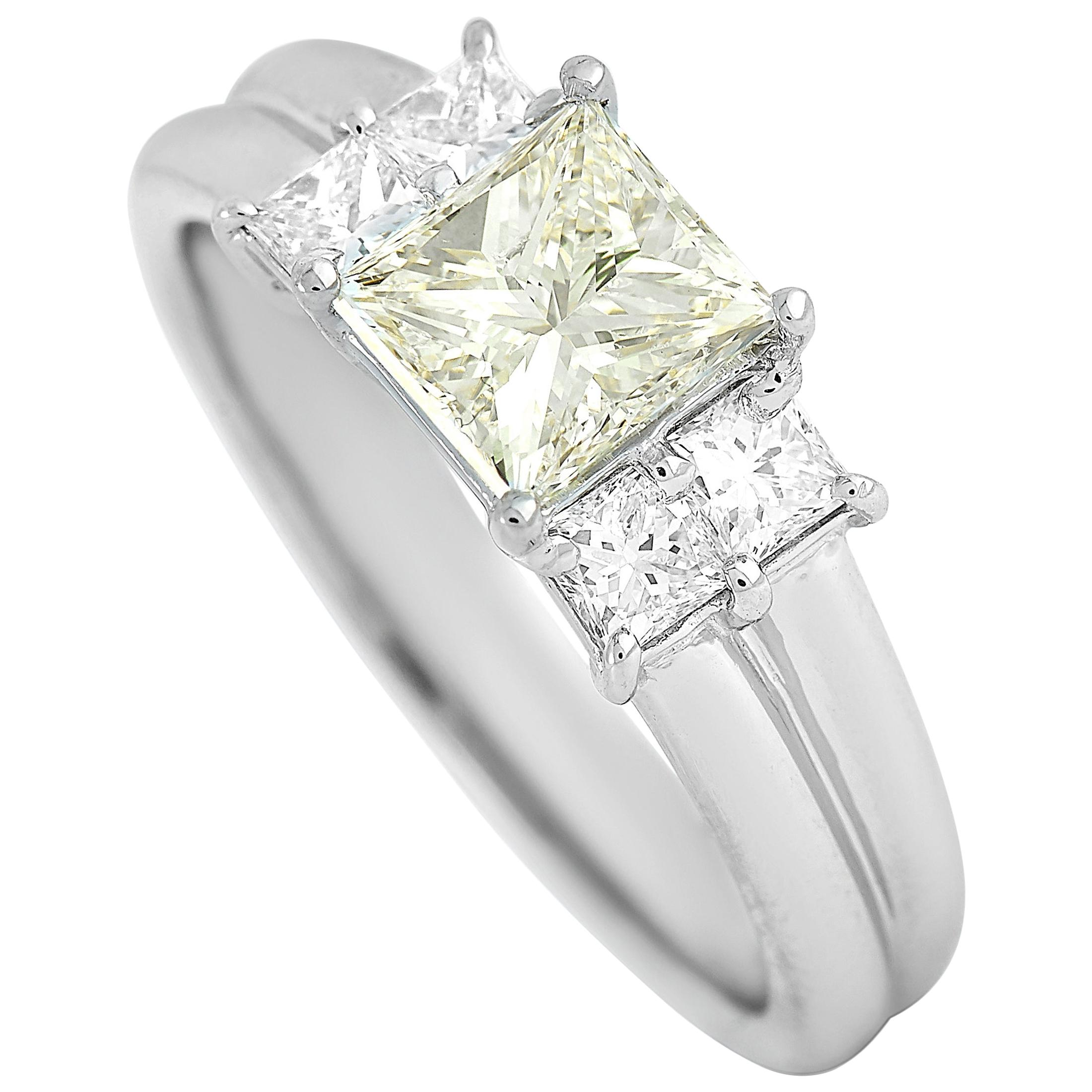 LB Exclusive Engagement Rings