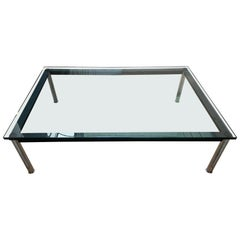 LC10-P Coffee Table, Charlotte Perriand