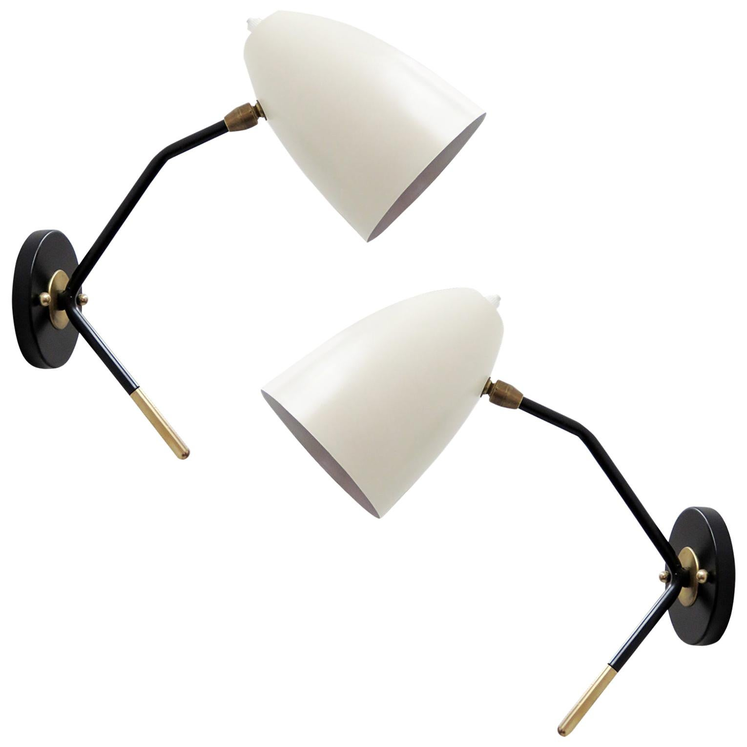 LE-1 Wall Lights by Gallery L7
