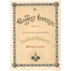 Le Coffret Imperial (Joaillerie & Bijouterie) by J-B Louis Laine, Book