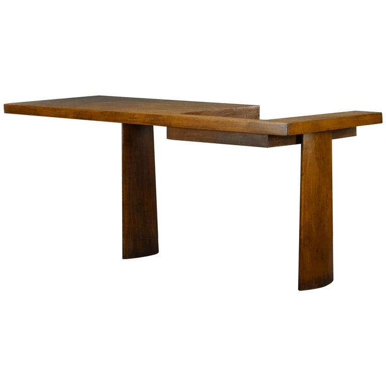 Le Corbusier Ahmedabad Console Desk Authentic Mid-Century Modern LC-AH-16-A For Sale