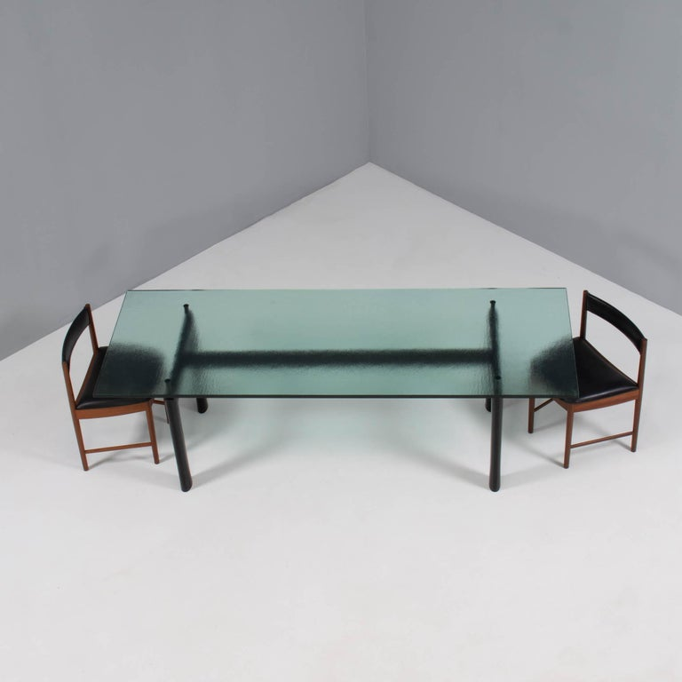 Italian Le Corbusier, Charlotte Perriand & Pierre Jeanerret for Cassina LC6 Dining Table For Sale