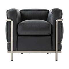 Le Corbusier, Jeanneret, Charlotte Perriand LC3 Fauteuil Grand Confort Durable