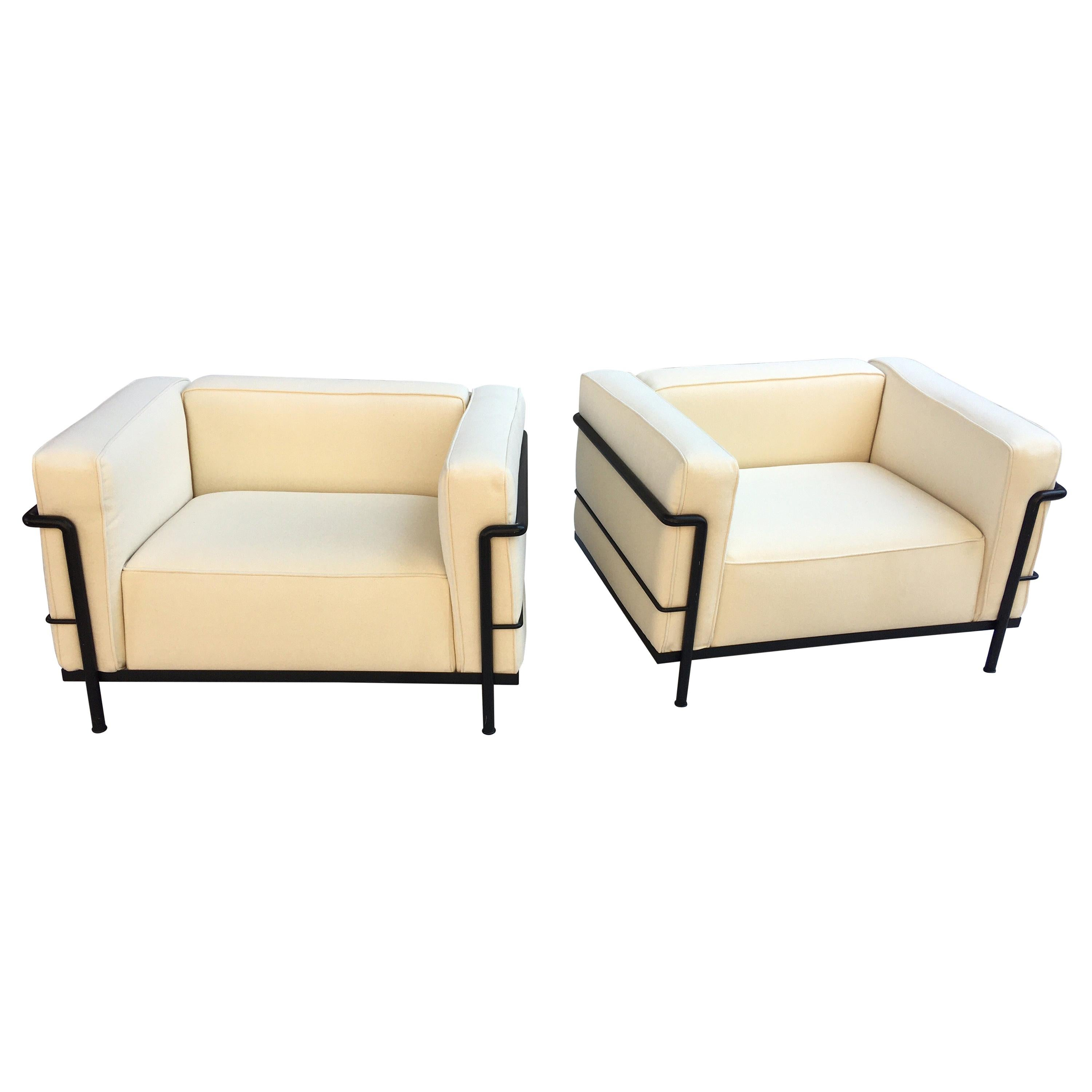 LC3 Grand Confort Chair