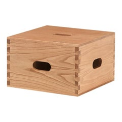 Le Corbusier LC14 Cabanon Wood Stool by Cassina