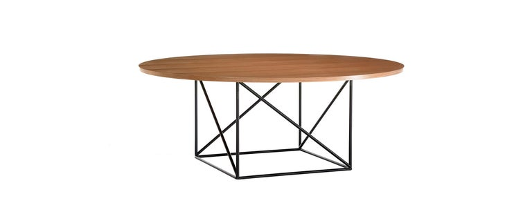 Mid-Century Modern Le Corbusier LC15 Table by Cassina For Sale