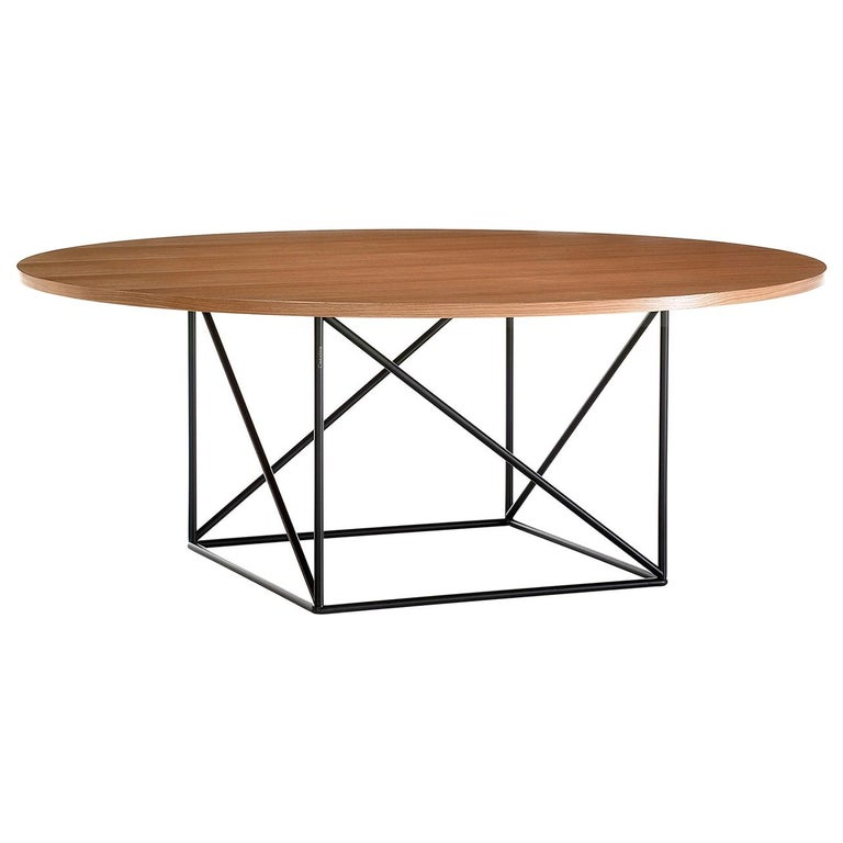 Le Corbusier LC15 Table by Cassina For Sale