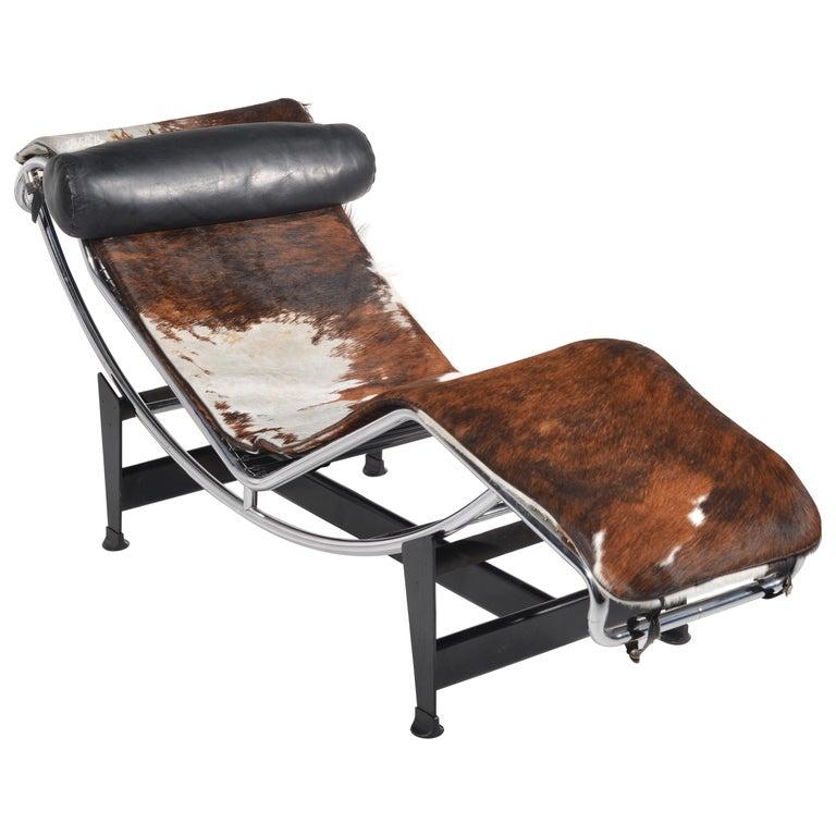 Le Corbusier LC4 Chaiselongue Fur Cassina 1