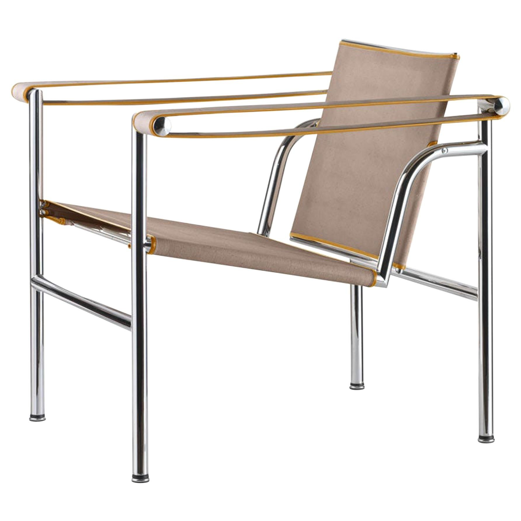 Le Corbusier, P. Jeanneret, C. Perriand LC1 UAM Chair by Cassina