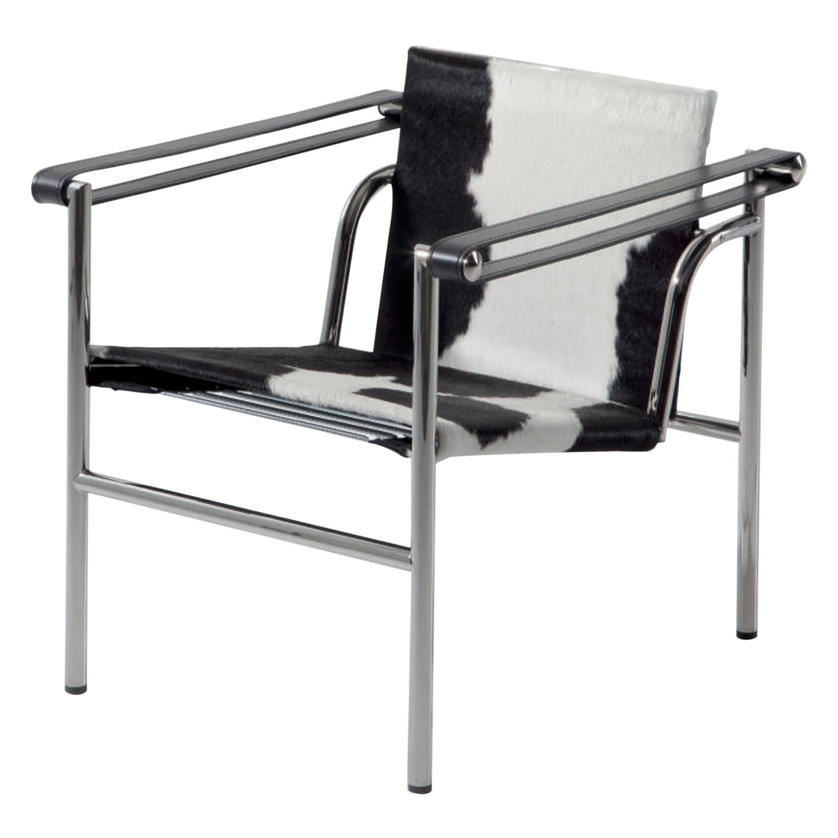 Le Corbusier, Pierre Jeanneret, Charlotte Perriand LC1 Chair by Cassina
