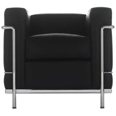 Le Corbusier, Pierre Jeanneret, Charlotte Perriand LC2 Poltrona Armchair
