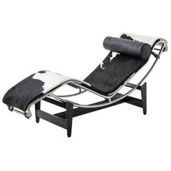 Le Corbusier, Pierre Jeanneret, Charlotte Perriand LC4 Chaise Lounge