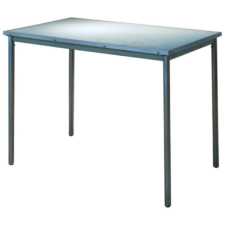 Le Corbusier Pierre Jeanneret Charlotte Perriand Table Thonet For Sale