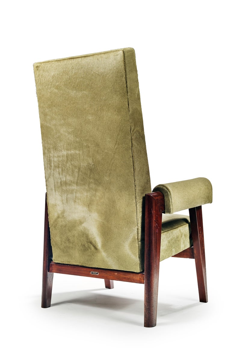Mid-20th Century Le Corbusier & Pierre Jeanneret, LC/PJ-SI-43-A, Juge Chair For Sale