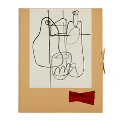 Panurge Portfolio by Le Corbusier