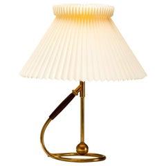 Le Klint 306 Wall or Table Lamp in Brass by Kaare Klint, Denmark, 1950s