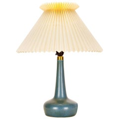 Le Klint Palshus Stentöj Model 311 Side Lamp, Denmark, 1960s