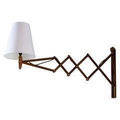 Le Klint 'Sax' Wall Lamp