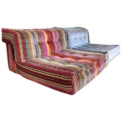 Le Mah Jong Modular Gaultier Missoni Lounge Chair, Roche Bobois, 2014