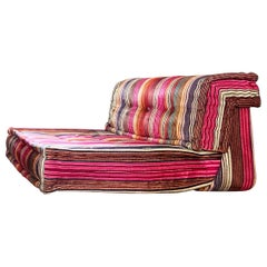 Le Mah Jong Modular Sofa Element Set, Missoni Lounge Chair, Roche Bobois, 2014