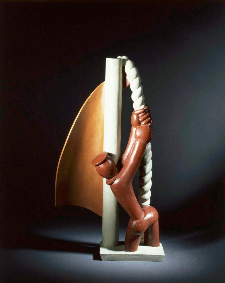 Art Deco Le Marin, Bronze by Jean Lambert-Rucki, 1932 For Sale