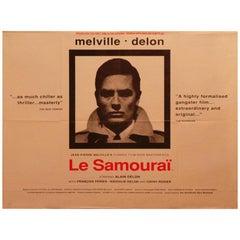Le Samouraï '1980s' Poster