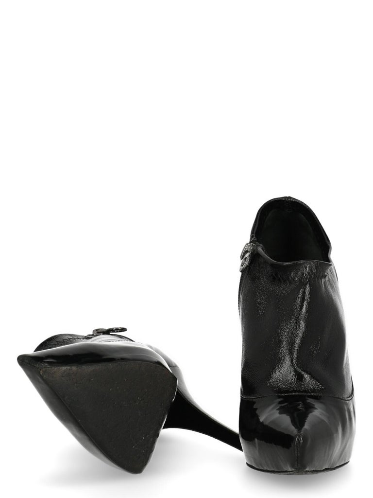 Women's Le Silla  Women   Ankle boots  Black Leather EU 37 For Sale