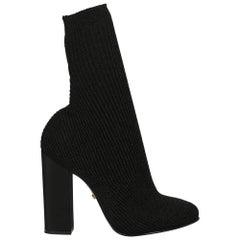 Le Silla  Women   Ankle boots  Black Synthetic Fibers EU 37