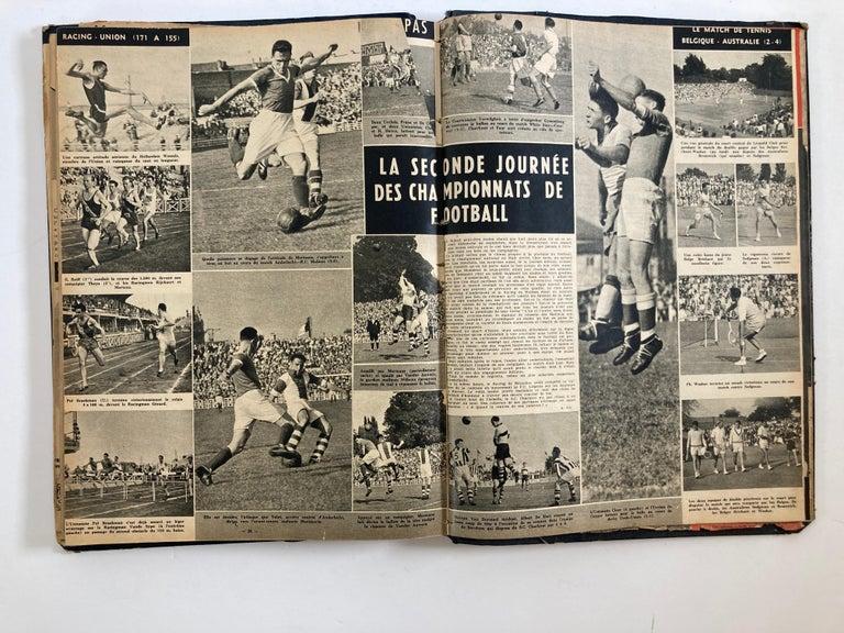 Le Soir Illustre, Mai 1949 to Sept 1949 French Magazines Paris France For Sale 5
