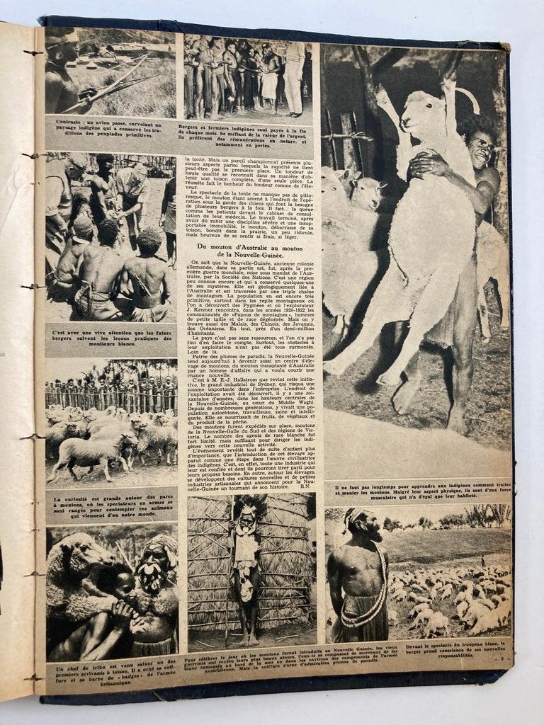 Le Soir Illustre, Mai 1949 to Sept 1949 French Magazines Paris France For Sale 6
