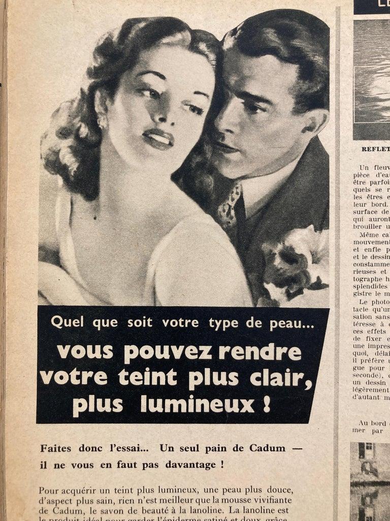 Le Soir Illustre, Mai 1949 to Sept 1949 French Magazines Paris France For Sale 8