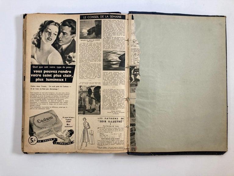 Le Soir Illustre, Mai 1949 to Sept 1949 French Magazines Paris France For Sale 10