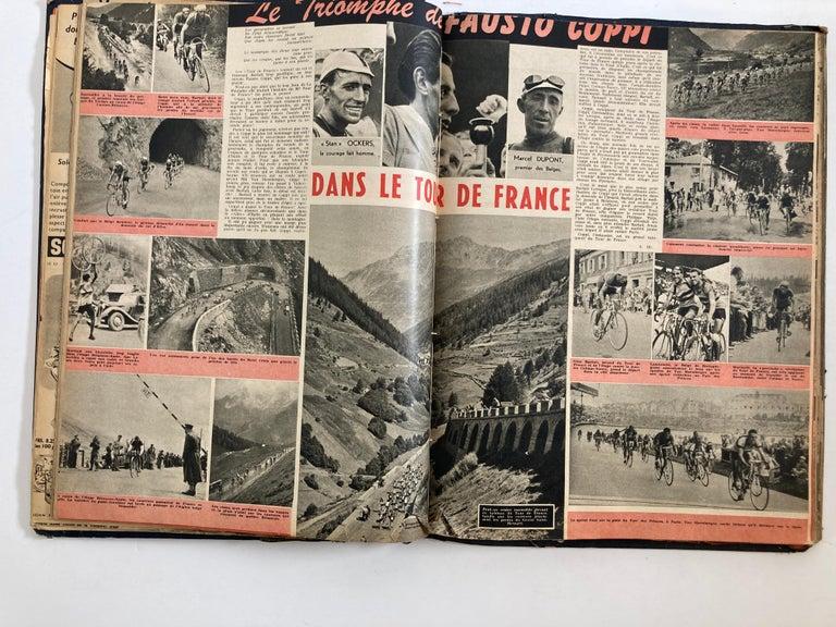 Le Soir Illustre, Mai 1949 to Sept 1949 French Magazines Paris France For Sale 2