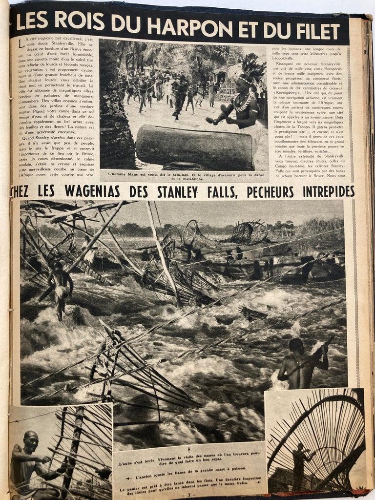 Le Soir Illustre, Mai 1949 to Sept 1949 French Magazines Paris France For Sale 3