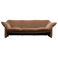 'Le Stelle' Three Seat Sofa by Mario Bellini for B&B Italia, 1974, Signed